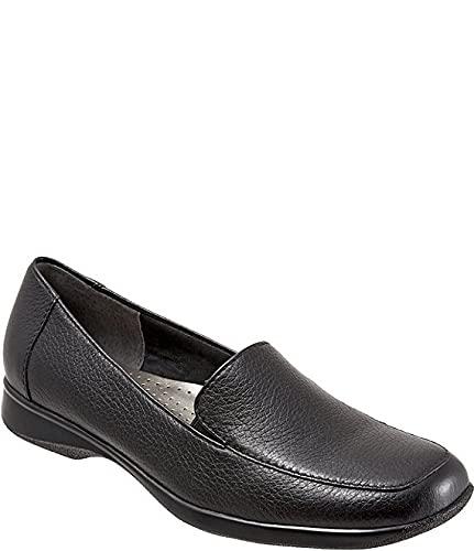 [トロッターズ] シューズ 22.0 cm パンプス Jenn Slip-On Leather Loafers Black レディース [並行輸入品]