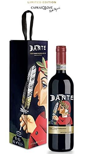 Sagrantino Dante Caprai 4 love Limited Edition 700° anniversario Sagrantino di Montefalco edizione limitata dante Alighieri