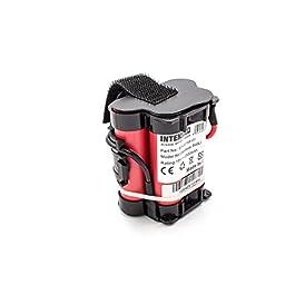 Batterie Li-ION INTENSILO 2500mAh (18V) pour Tondeuse Robot Husqvarna Automower 105, 305, 308, 308x.Remplace: 574 47 68-01.
