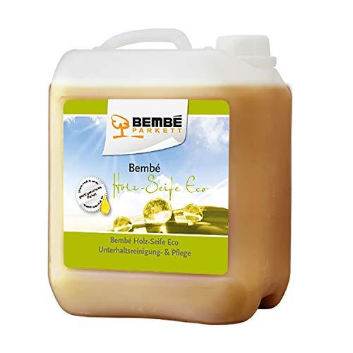 Holz-Seife Eco Wischpflege für geöltes/gewachstes Parkett 2 Liter