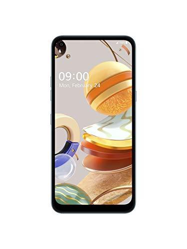 """LG K61 Smartphone 16.6 cm (6.53"""") 4 GB 128 GB 4G Dual Sim White"""