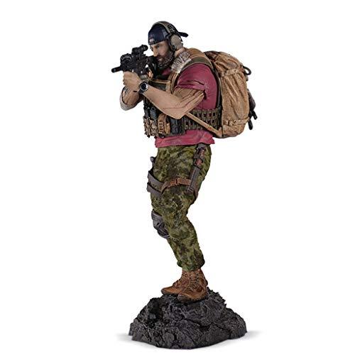 CQ El Fantasma de Tom Clancy Recon Breakpoint - Nomad Atcion Figura Figura Colección de Juegos Regalos 29cm Toys