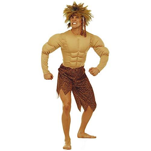 Widmann - Kostüm Dschungel Mann
