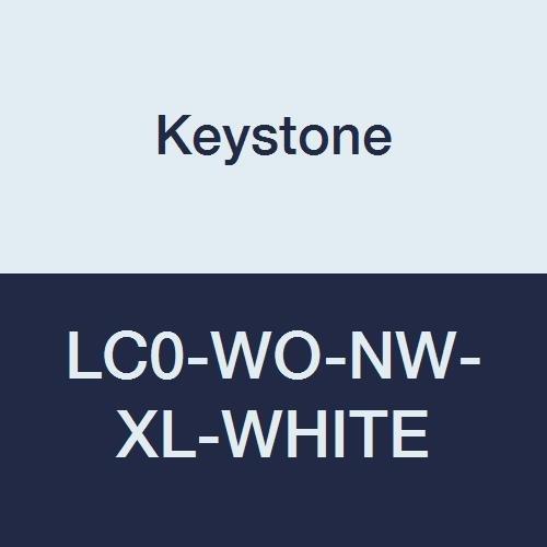 Keystone LC0-WO-NW-XL-WHITE Polypropylene Lab O SALENEW very popular! No Super popular specialty store Pocket Coat