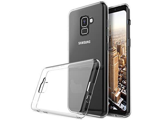Capa Samsung Galaxy A8 2018 A530, Cell Case, Flexível, Transparente