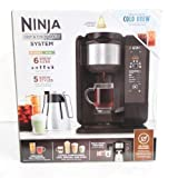 Ninja Hot and Cold Brewed System, Auto-iQ Tea and Coffee Maker with 6 Brew Sizes, 5 Brew Styles,...