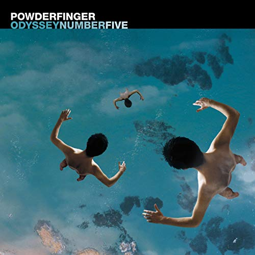 Album Art for Odyssey Number Five: Deluxe by Powderfinger