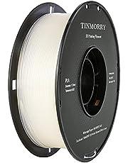Filamento PLA 1,75 mm, TINMORRY Materiales de Impresión 3D Filamento 1 kg