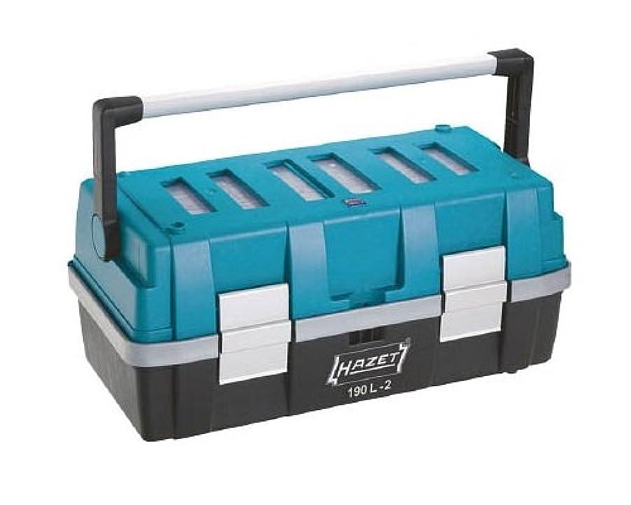 芝生企業アマチュアHAZET パーツケース付ツールボックス 190L-2