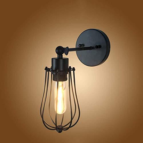 PP Mirror Headlight Estilo Industrial Faro Espejo Estadounidense cabecero de la Cama Retro Creativa Hierro Forjado lámpara de Pared de la Cabina de Pomelo Escalera