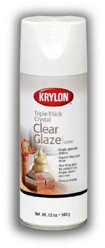 KRYLON Triple-Thick Clear Gloss Spray