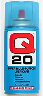 Spray Q20 (Q20) - cleaning, lubrication, insulation and lubrication - 300 g