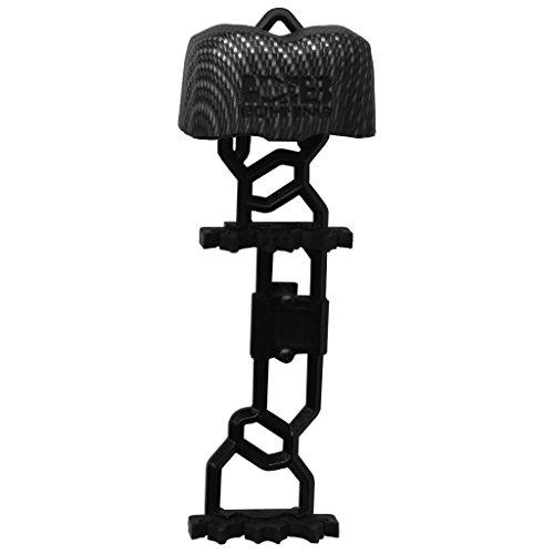Bohning 201030Cfbk Bruin Bow Quiver Carbon Fiber Hood, Black Liner