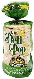 Kim's Deli Pop Rice Cakes   7 Grain Gluten Free Formula   3 Pack   Keto, Paleo, Multigrain, Natural Vegan   Sugar Free Kor...