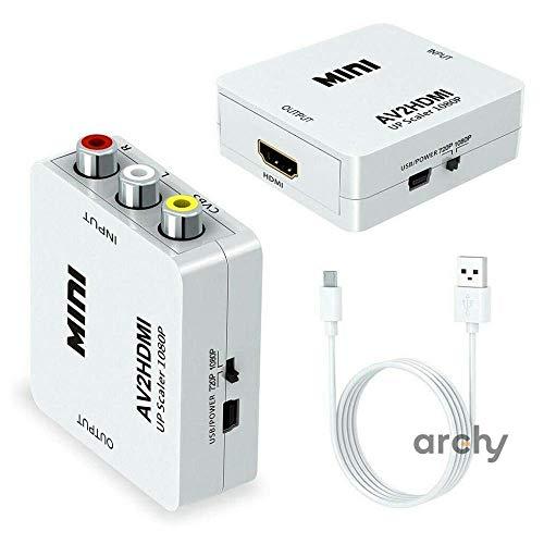 video vhs reproductor nuevo fabricante Archy