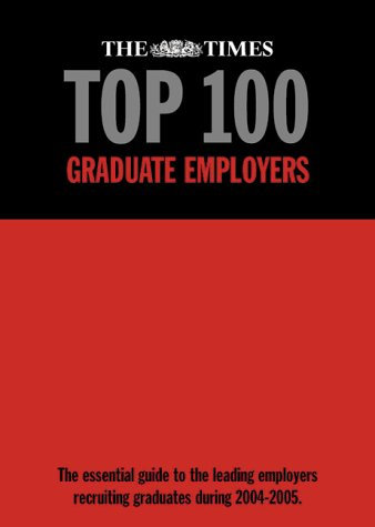 """""""The Times"""" Top 100 Graduate Employers"""