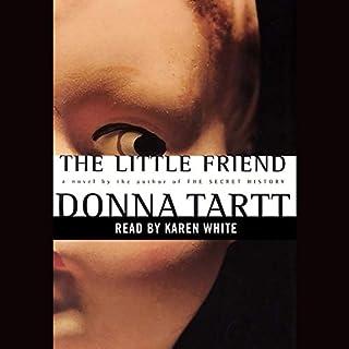 Couverture de The Little Friend