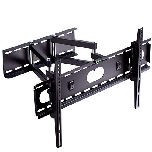 Soporte de TV de movimiento completo TV Soporte de pared para pantalla de 32-60 pulgadas inclinable soporte giratorio soporte de TV Pedestal