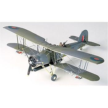 タミヤ 1/48 傑作機シリーズ No.68 イギリス海軍 フェアリー ソードフィッシュ Mk.I プラモデル 61068