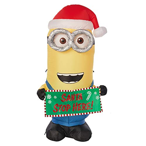 Minion Kevin Minions Christmas Inflatable