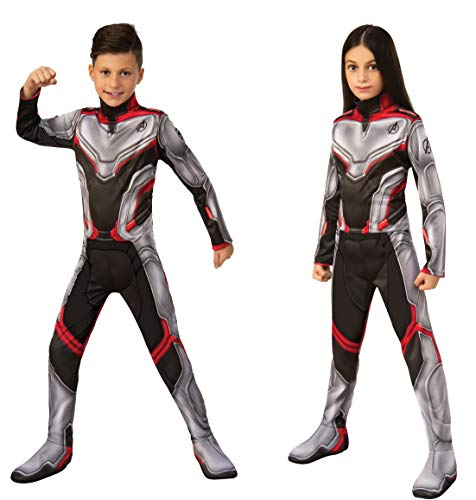 Rubie's Marvel: Avengers Endgame Child's Team Suit Costume, Medium