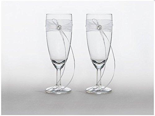 Wedding Flutes Champagne-Champagne glasses-mariés