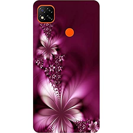Amagav Printed Soft Silicone Designer Pouch Mobile Back Cover for Redmi 9 & Xiaomi Redmi 9C Case and Covers | for Boys & Girls - Design316