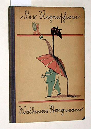 Der Regenschirm . Gedichte in sächsischer Mundart.