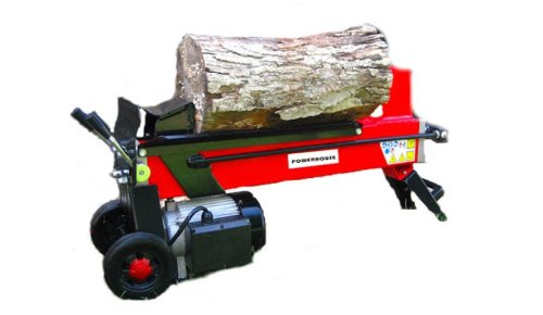 Powerhouse XM-380 Electric Hydraulic Log Splitter,...