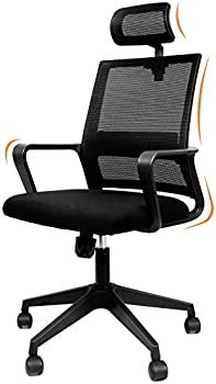Famree Mid Back Computer Mesh Desk Chair