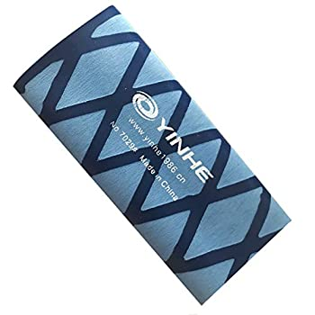 YINHE Galaxy Heat-shrinkable Overgrip for Table Tennis Racket Handle Tape Ping Pong Bat Grips Sweatband  Blue