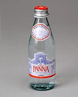 Aqua Panna Spring Water, 8.8 Ounce (Pack of 24)