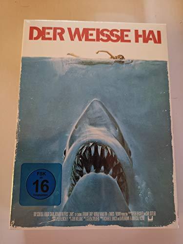 DER WEISSE HAI (Limited Tape Edition - 1111 Stk) VHS-Design - Blu-ray