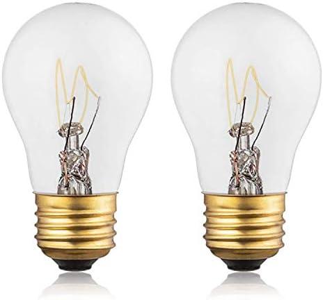 Light Bulb for Whirlpool Refrigerator Fridge Light Bulb Lamp for Whirlpool Kenmore Fridgeair product image