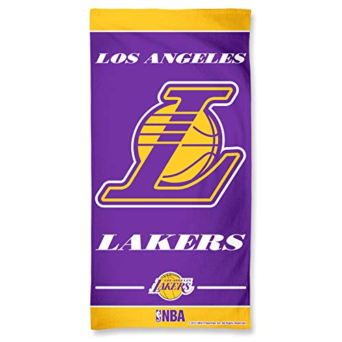 McArthur NBA Strandtuch 150x75 cm Los Angeles Lakers