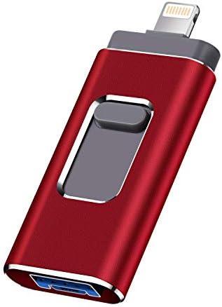 iPhone Flash Drive for Phone Photo Stick 1000GB Memory Stick USB 3 0 Flash Drive Thumb Drive product image