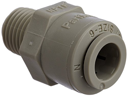 Hayward CAX-20253 1/4-Inch by 3/8-Inch Speedfit Connector Replacement for Select Hayward Cat 1000 Monitors