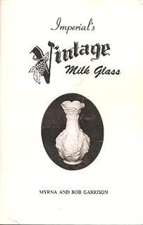 Imperial's Vintage Milk Glass