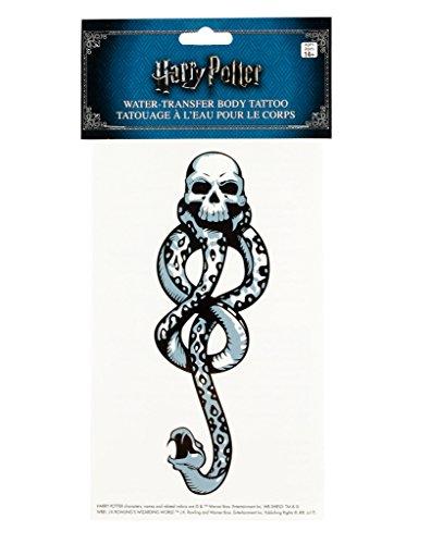 Harry Potter Dark Mark Water Transfer Body Tattoo