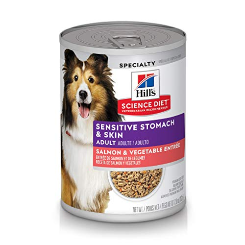 Hill's Science Diet Adult Sensitive Stomach & Skin Wet Dog Food