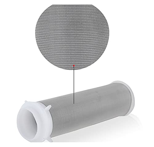 PUGONGYING Popular Filtro de prefiltro 316L Acero Inoxidable 50 Micron Accesorios de Filtro de Agua Durable