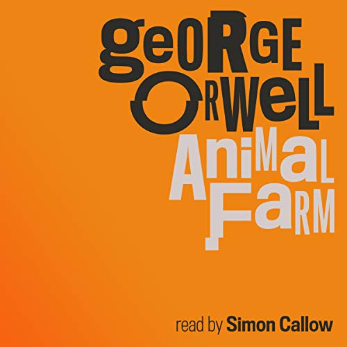 Couverture de Animal Farm