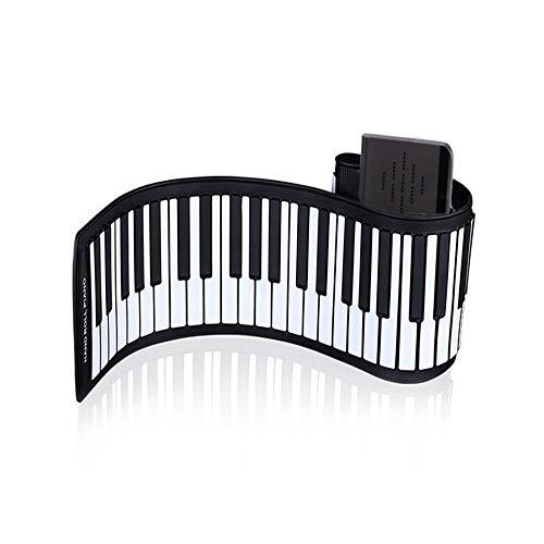Kanqingqing Roll-Up Piano 88 toetsen professioneel toetsenbord vergroting piano rol voor volwassenen