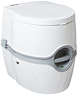 Thetford Thetford Porta Potti Curve Portable Toilet for RV