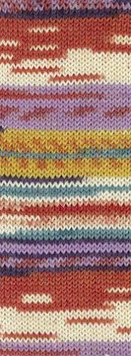 LandLust die Sockenwolle 405 - Wellen