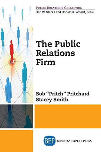 The Public Relations Firm (Public Relations Collection) -  Stacey Smith, Paperback