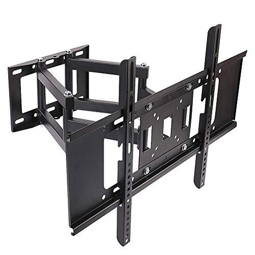 """UNHO TV Wandhalterung Full Motion: TV Wandhalter schwenkbar neigbar für 30\""""-65\"""" LED LCD OLED Plasma Monitore,bis Max VESA 600x400mm,bis 35kg belastbar"""