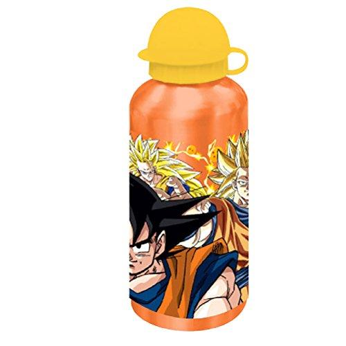 Botella Deporte Dragon Ball Naranja
