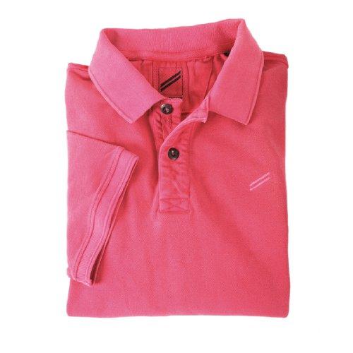 Daniel Hechter Poloshirt Riviera pink Gr.XXL - (12125 735 FB:36 GR. XXL)