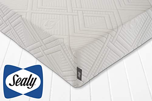 Sealy Posturepedic Zoned Rolled Mattress   Memory Foam   Anti-allergy   UK King Size